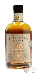 """Sullivans Cove """" Double cask """".Tasmanian single malt whisky 40% vol.   0.70 l"""