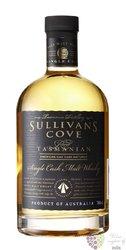"Sullivans Cove "" US oak "" Tasmanian single malt whisky 47.5% vol.   0.70 l"