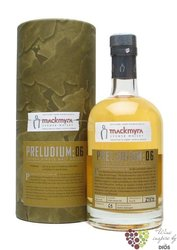"Mackmyra "" Preludium 06 "" Swedish Single malt whisky 50.5% vol.    0.50 l"