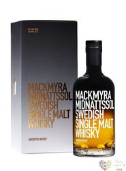 "Mackmyra "" Midnattssol "" Swedish single malt whisky 46.1% vol.    0.70 l"