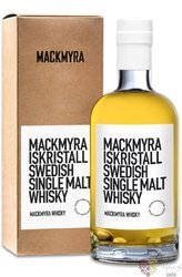 "Mackmyra "" Iskristall "" Swedish single malt whisky 46.1% vol.    0.70 l"