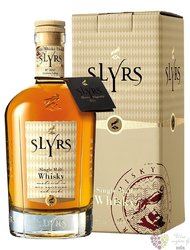 "Slyrs "" Classic "" single malt Bavarian whisky 43% vol.   0.70 l"