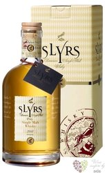 Slyrs 2005 single malt Bavarian whisky 43% vol.    0.70 l