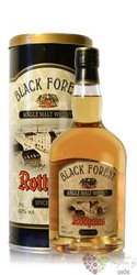 Black Forrest single malt German whisky 43% vol. 0.70 l