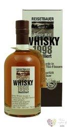 Reisetbauer 1998 Austrian single malt whisky 56% vol.    0.70 l