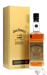 """Jack Daniels """" Gold medal no.27 """" Tennessee whiskey 40% vol.   0.70 l"""