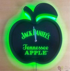 "Jack Daniels "" Apple "" wall clock"