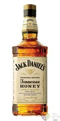 "Jack Daniel´s "" Honey "" flavored Tennessee whiskey liqueur 35% vol.  0.50 l"