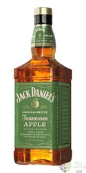 "Jack Daniel´s "" Apple "" flavored Tennessee whiskey 35% vol.  1.00 l"