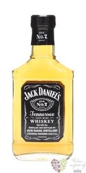 "Jack Daniel´s "" Black label "" Old Time no.7 Tennessee whiskey 40% vol.    0.20 l"