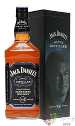 "Jack Daniels "" Master distiller no.6 "" Tennessee whiskey 43% vol.  1.00 l"