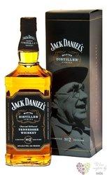 "Jack Daniels "" Master distiller no.2 "" Tennessee whiskey 43% vol. 0.70 l"