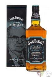 "Jack Daniels "" Master distiller no.4 "" Tennessee whiskey 43% vol.  1.00 l"