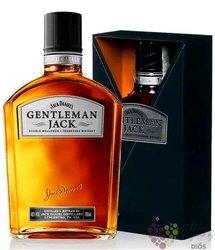 "Jack Daniels "" Gentleman Jack "" gift box rare Tennessee whiskey 40% vol.   0.70 l"