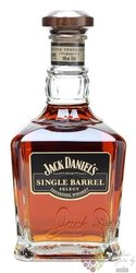 "Jack Daniels "" Single barrel select "" Tennessee whiskey 45% vol.  0.70 l"
