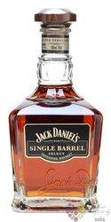 "Jack Daniel´s "" Single barrel select "" Tennessee whiskey 45% vol.  0.05 l"
