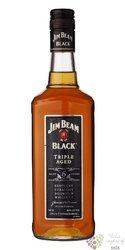 "Jim Beam "" Black Triple aged "" aged 6 years Kentucky straight bourbon whiskey 43% vol.    0.70 l"