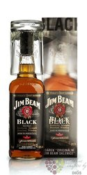 "Jim Beam "" Black ed. 2014 "" aged 6 years glass pack Kentucky straight bourbon 43% vol.    0.70 l"