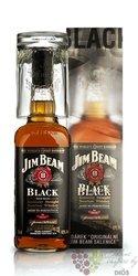 "Jim Beam "" Black ed. 2014 "" aged 6 years glass pack Kentucky straight bourbon 43% vol.    0.70 l"
