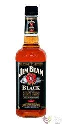 "Jim Beam "" Black "" Kentucky straight bourbon whiskey 43% vol.  0.70 l"