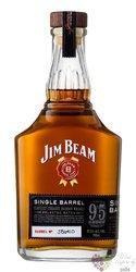 "Jim Beam "" Single barrel "" Kentucky straight bourbon whiskey 47.5% vol.  0.70 l"