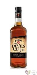 "Jim Beam "" Devil´s Cut "" Kentucky straight bourbon whiskey 45% vol.   0.70 l"