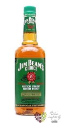 "Jim Beam Choice "" Green label "" Kentucky Straight Bourbon whiskey 40% vol.   0.70 l"