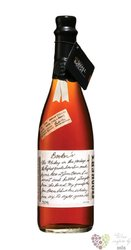 Booker´s 7 years old small batch bourbon whiskey by Jim Beam & Co 64.3% vol.  0.70 l