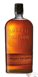"Bulleit "" Frontier "" Kentucky straight bourbon whiskey 45% vol.    1.00 l"