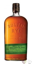 "Bulleit "" 95 Rye "" sour mash frontier whiskey 45% vol.    1.00 l"
