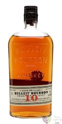 "Bulleit "" Frontier "" aged 10 years straight American bourbon 45.6% vol.  0.70 l"