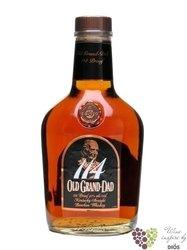 "Old Grand Dad "" 114 "" Kentucky straight bourbon vhiskey 57% vol.  0.70 l"