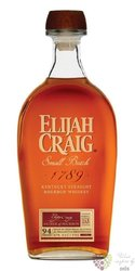Elijah Craig Small batch  47%0.70l