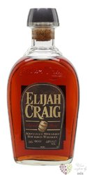 "Elijah Craig "" Barrel proof batch 8 "" Kentucky straight bourbon whiskey 67.1% vol.    0.70 l"