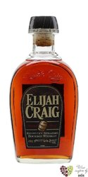 "Elijah Craig "" Barrel proof "" aged 12 years Kentucky straight bourbon whiskey 66.2% vol.   0.70 l"