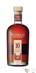 "Wild Turkey "" Russell´s reserve "" aged 10 years bourbon whiskey 45% vol.    0.70 l"