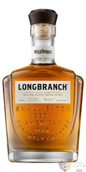 "Wild Turkey "" longbranch "" Kentucky straight bourbon whiskey 43% vol.  1.00 l"