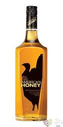 "Wild Turkey "" American honey "" Kentucky straight bourbon whiskey liqueur 35% vol.    1.00 l"