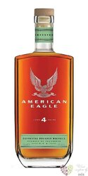 American Eagle 4  years old Tennessee whiskey 40% vol.  0.70 l
