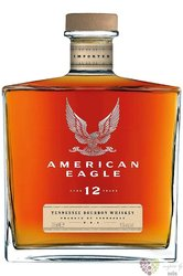 American Eagle 12 years old Tennessee whiskey 40% vol.  0.70 l