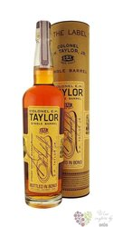 "E.H.Taylor "" Single barrel "" Kentucky Straight Bourbon whiskey 50% vol.    0.70l"