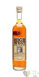 "High west "" Campfire "" blended american whiskey 46% vol.    0.70 l"