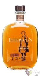 Jefferson´s very small batch Kentucky straight bourbon whiskey 41.2% vol.  0.70l
