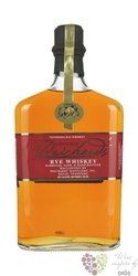 "Benjamin Prichard´s "" Rye "" Tennessee rye whisky 43% vol.     0.70 l"