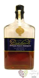 "Benjamin Prichard´s "" Single malt "" Tennessee single malt whisky 40% vol.    0.70 l"
