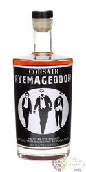 "Corsair "" Ryemageddon "" smal batch American single malt whiskey 46% vol.    0.70 l"