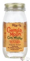 "Georgia moon "" Corn "" American Kentucky whiskey by Johnsons distilling 40% vol.0.70 l"