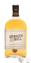 Broken bell small batch Kentucky bourbon whiskey 45% vol.    0.70 l