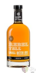 "Rebel Yell "" Rye "" small batch American whiskey 40% vol.  0.70 l"