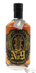 """Cedar Ridge """" Slipknot No.9 """" Iowa whiskey 45% vol.  0.70 l"""